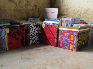 Ankara Covered carton boxes